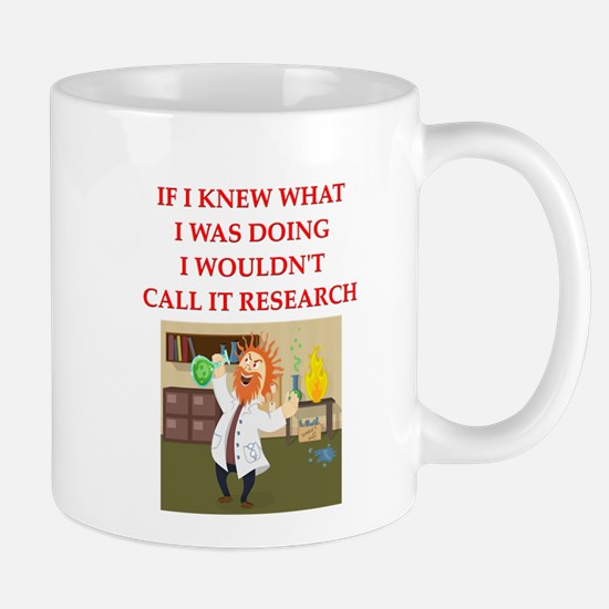 research Mugs
