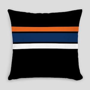 Team Colors 2,,,Orange ,Blue and white Everyday Pi