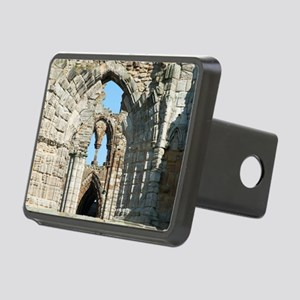 Detail of Whitby Abbey rui Rectangular Hitch Cover