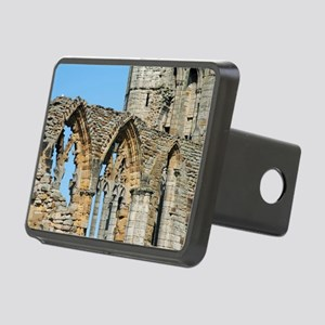 Graceful arches in Whitby  Rectangular Hitch Cover