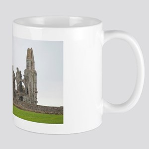 Ruins of Whitbey Abbey Mug