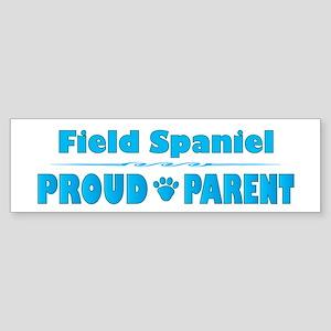 Field Parent Bumper Sticker