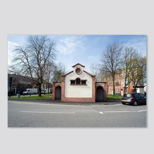 Public Toilets Postcards (Package of 8)