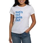 suns out guns out T-Shirt