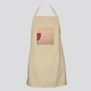 TIME FOR WINE Apron