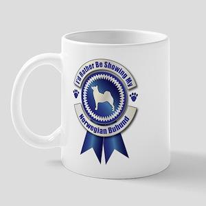 Showing Buhund Mug