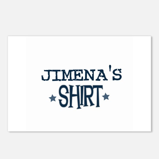Jimena Postcards (Package of 8)