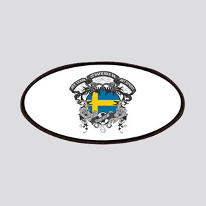 Sweden Soccer Patches