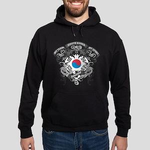 South Korea Soccer Hoodie (dark)