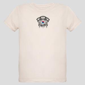 South Korea Soccer Organic Kids T-Shirt