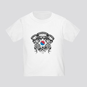 South Korea Soccer Toddler T-Shirt