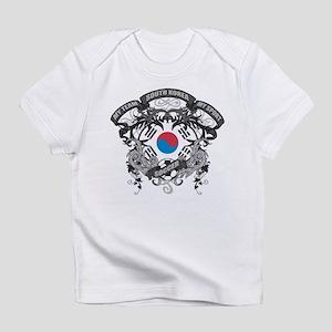 South Korea Soccer Infant T-Shirt