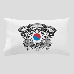 South Korea Soccer Pillow Case