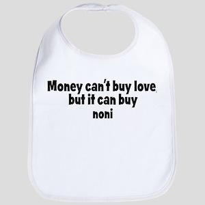 noni (money) Bib