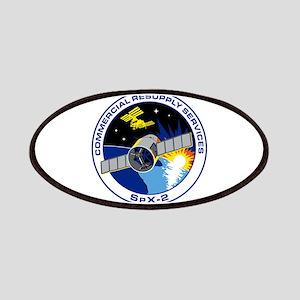 SpX-2 Logo Patch