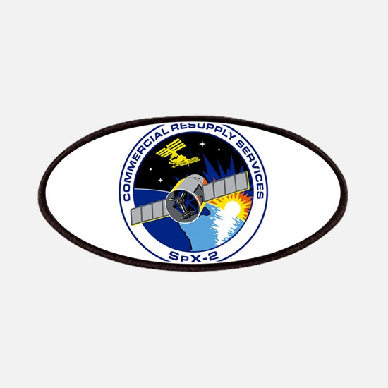 SpX-2 Logo Patch