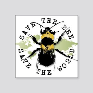 SaveThe Bee Sticker