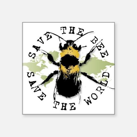SaveThe Bee Sticker