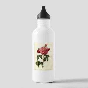 Rosa Gallica Water Bottle