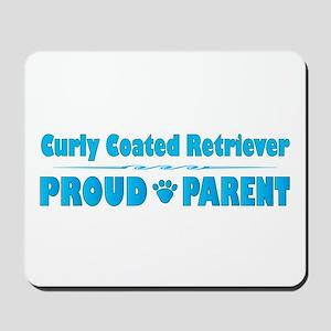 Curly Parent Mousepad