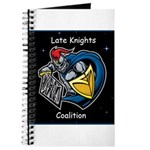 Late Knights Coalition Logo Journal