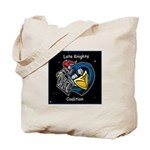 Late Knights Coalition Logo Tote Bag