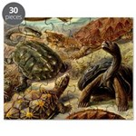 Beautiful Turtles Art Puzzle