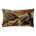 Beautiful Turtles Art Pillow Case