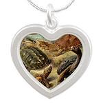 Beautiful Turtles Art Necklaces