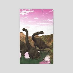 Brachiosaurus 3'x5' Area Rug