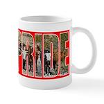 Bundy Raw Pride Mugs