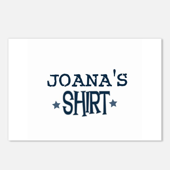 Joana Postcards (Package of 8)