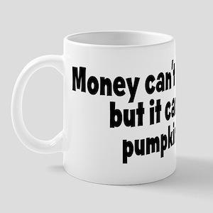 pumpkin pie (money) Mug