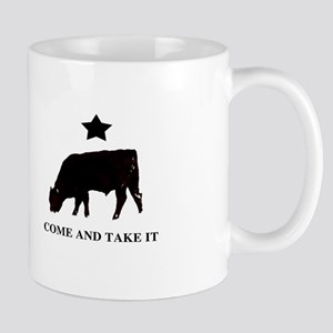 Come and take it flag Mug