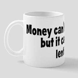 lentils (money) Mug
