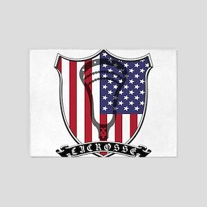 Lacrosse_Scroll_US 5'x7'Area Rug