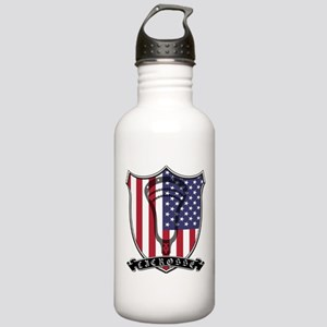 Lacrosse_Scroll_US Water Bottle