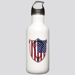 Lacrosse_Head_US Water Bottle