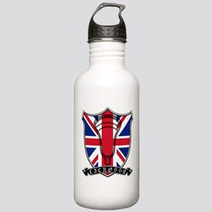 Lacrosse_Scroll_UK Water Bottle