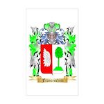 Franceschini Sticker (Rectangle)