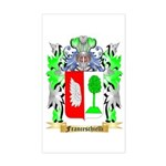 Franceschielli Sticker (Rectangle)