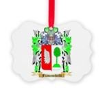 Franceschielli Picture Ornament