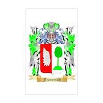 Franceschi Sticker (Rectangle)