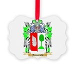 Franceschi Picture Ornament