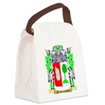 Franceschetti Canvas Lunch Bag