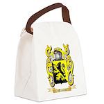 Frances Canvas Lunch Bag