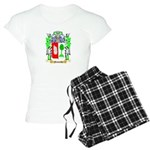 Francello Women's Light Pajamas