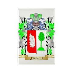 Francello Rectangle Magnet (100 pack)