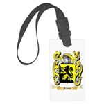 France Large Luggage Tag
