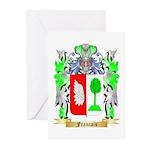 Francais Greeting Cards (Pk of 20)